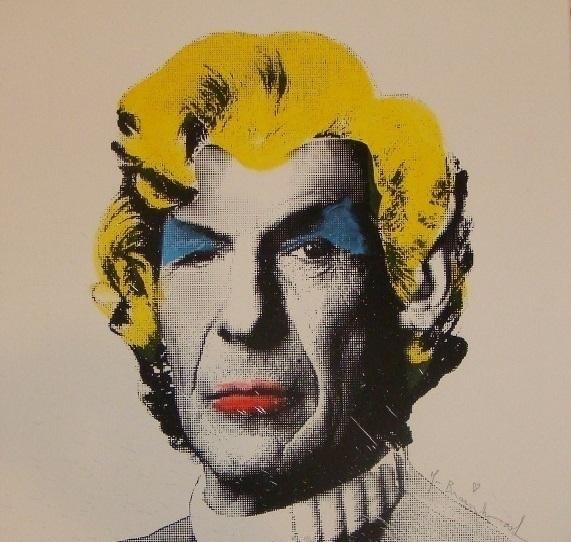 Mr. Brainwash, 'Spock Monroe,' 2010, Puccio Fine Art