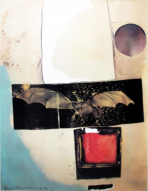 Robert Rauschenberg, 'Rays', 1973, Hamilton-Selway Gallery Auction