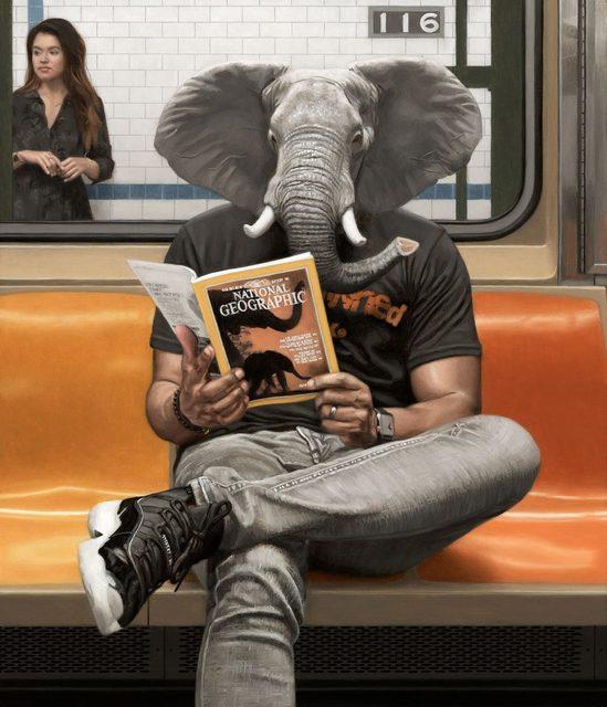 , 'Spanish Harlem,' 2018, Thinkspace