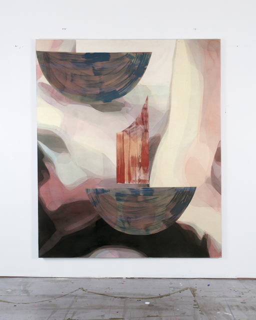 , 'Merge Face A,' 2017, Posner Fine Art