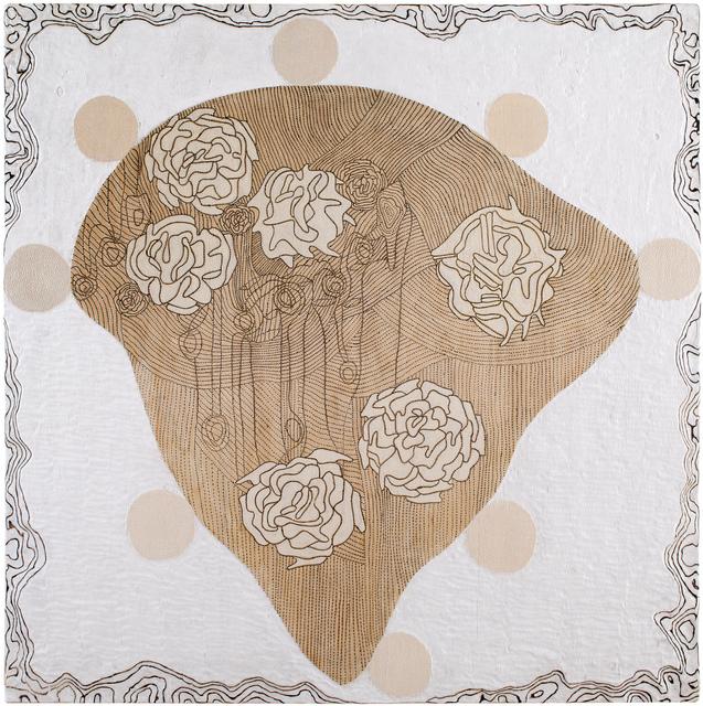 , 'Eastern Flowers,' 2012, Galerie Anhava