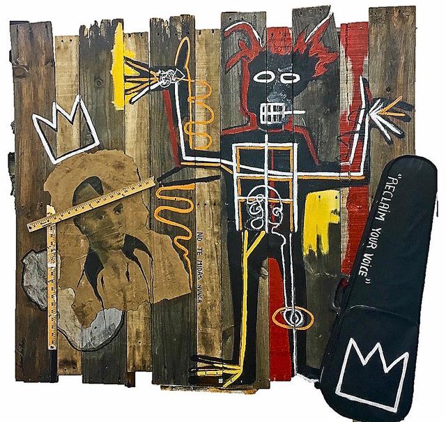 , 'No Te Midas,' 2016, The Simons Art Gallery
