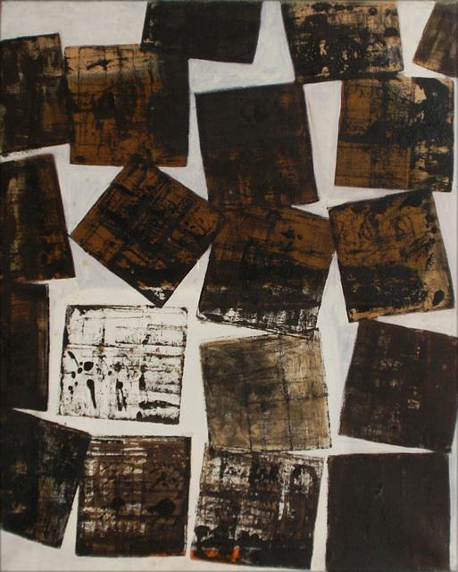 , 'Untitled (Tumbling squares),' ca. 1962, Waterhouse & Dodd