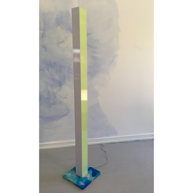 Superpoly, 'Floor Lamp with Painted Base', 2018, Etage Projects