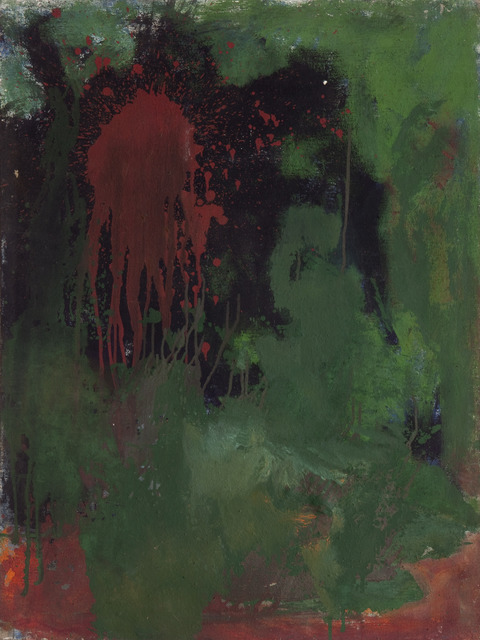, 'Red,' 1985, Boers-Li Gallery