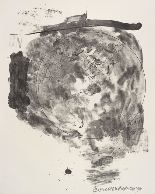 Robert Rauschenberg, 'Medallion (Stoned Moon)', 1969, San Francisco Museum of Modern Art (SFMOMA)