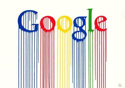 , 'Liqudated Google,' 2013, Taglialatella Galleries