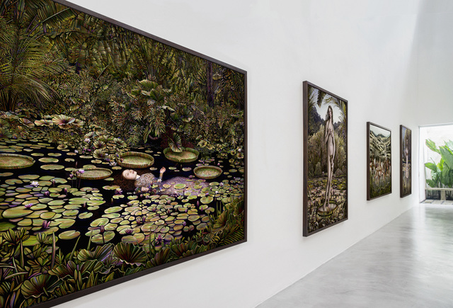 Marcelo Tinoco, 'Ophelia', 2020, Photography, Mineral pigment on cotton paper, Zipper Galeria