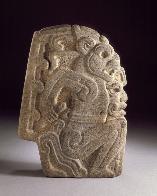 'Hacha in the Form of a Jaguar', 700-900, Los Angeles County Museum of Art