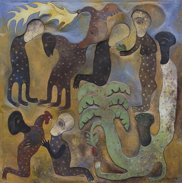 , 'El árbol del plátano,' 2010, Galería Artizar