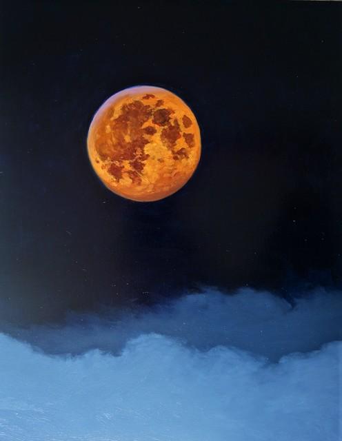 , 'Super Blood Wolf Moon,' 2019, STUDIO Gallery