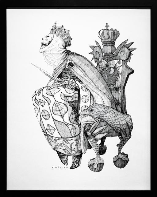 , 'Dead Queen 1 [10th Century Russian Regent],' 2018, Paradigm Gallery + Studio