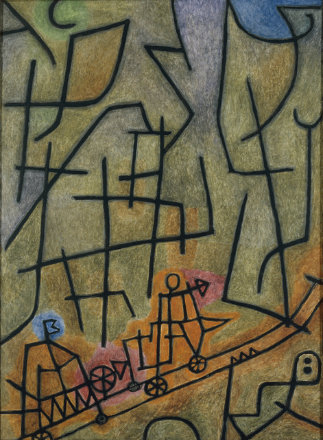 , ' Conquest of the Mountain,' 1939, The National Museum of Modern Art, Tokyo