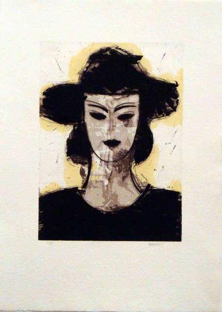 , 'Lillie II,' , Sala Parés - Galería Trama