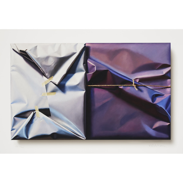 Yrjo Edelmann, 'Two parcels in harmonic motion',  2012 , Galleri GKM