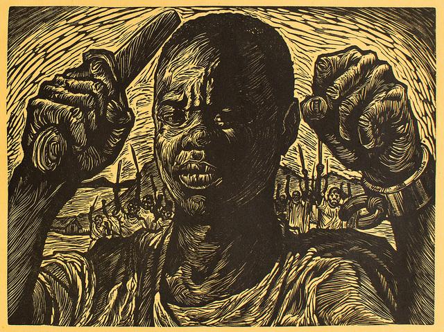 , 'Rebeliones de Negros,' 1960, Hecho a Mano