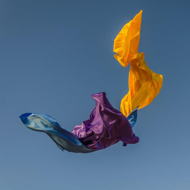 Ezequiel Montero Swinnen, 'Nube de Color 08', 2020, Print, Hahnemühle 100% cotton rag paper with archival epson inkjet pigments, ArtStar