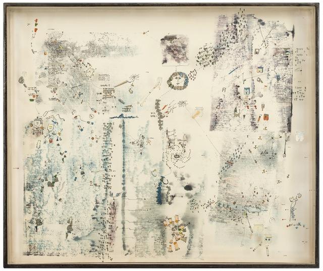, 'Gli organi interni delle persone giuridiche,' 1964, Galleria il Ponte