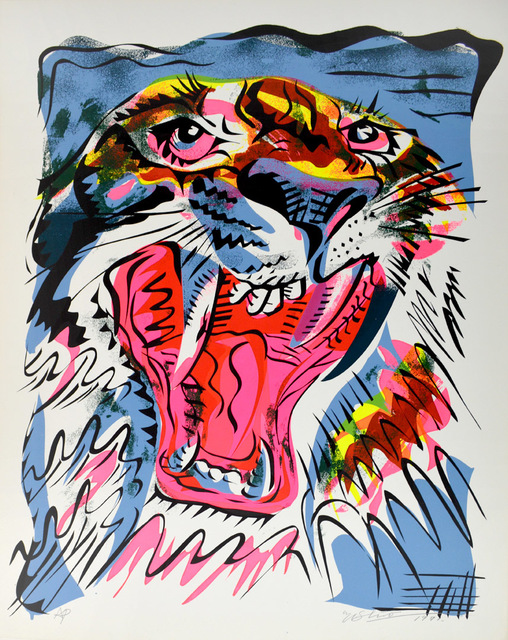 , 'Roar,' 1971, Ronin Gallery