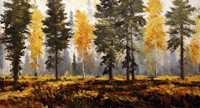 , 'Ute - Morning Light,' , Gail Severn Gallery