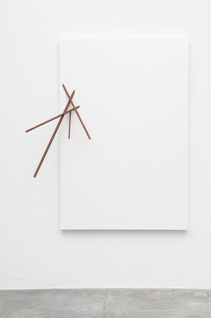 Valdirlei Dias Nunes, 'Sem Título [Untitled]', 2012, Painting, MDF, esmalte acrílico e madeira [MDF, acrylic enamel and wood], Casa Triângulo