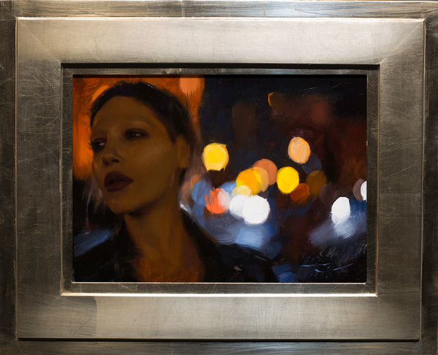 Casey Baugh, 'Tug Of The Moon ', 2015, ARCADIA CONTEMPORARY