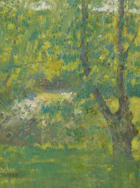 , 'Summer in Giverny,' Add Artwork year, Debra Force Fine Art
