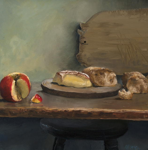 , 'Andrew's Favorite Cheese ,' , Dowling Walsh