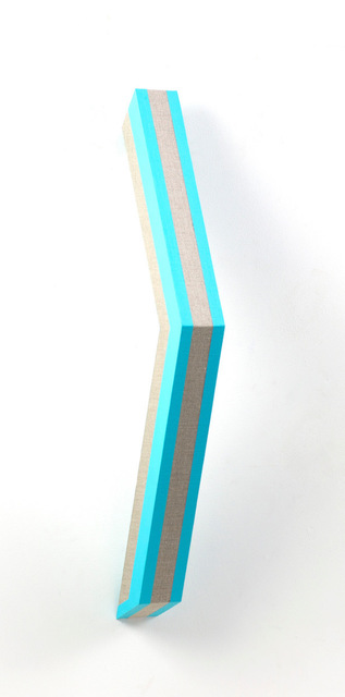 , 'Med Blue,' 2018, Joshua Liner Gallery