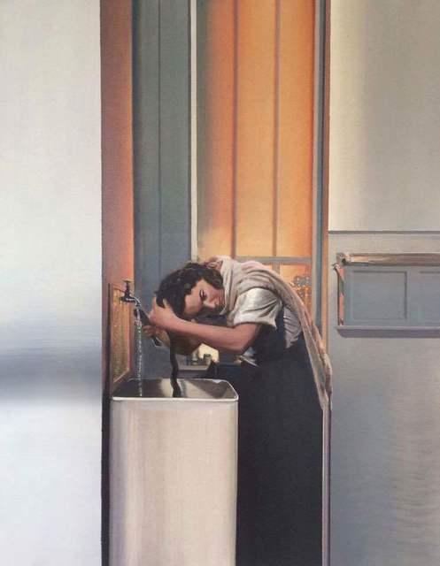 , 'New work,' 2017, Voloshyn Gallery