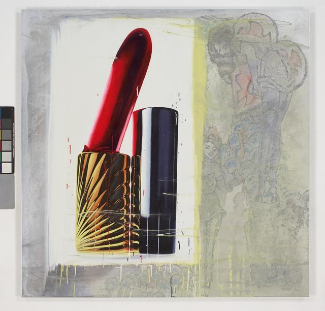 , 'Rouge Baiser,' 1994, Contemporary Arts Museum Houston