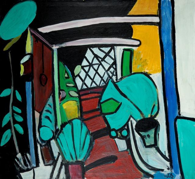 , 'The Garden Estombar,' ca. 1989, Childs Gallery