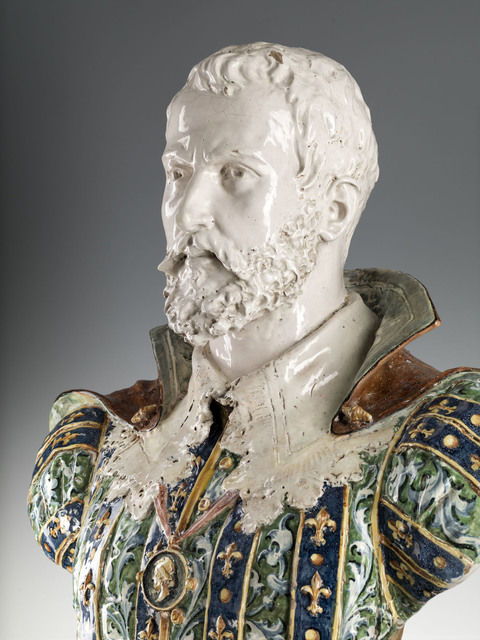 , 'Bust of Francesco Gonzaga,' Early 20th Century, Brun Fine Art