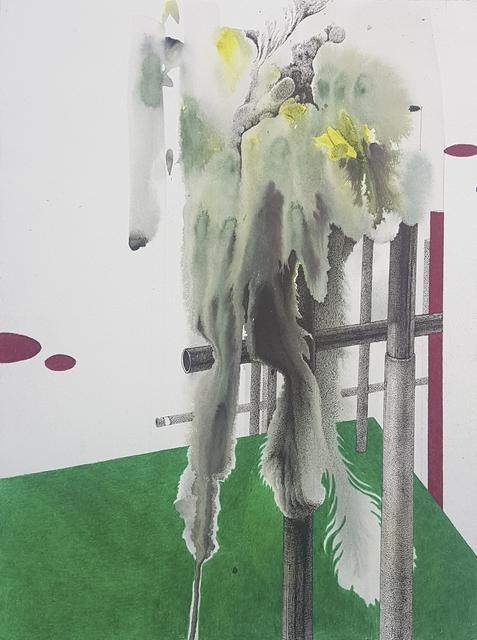 , 'L'Orgueil,' 2017, Galerie Maria Lund