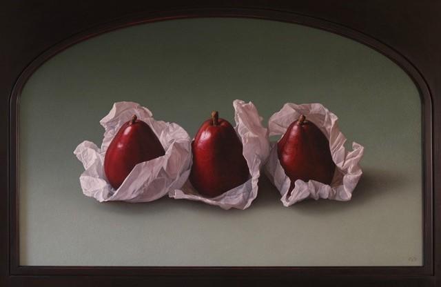 , 'Three Pears,' , CODA Gallery