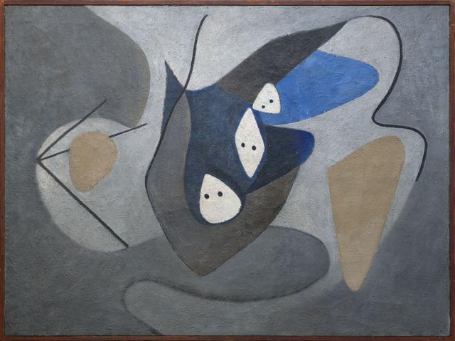 , 'Composition ,' 1933, Galerie Le Minotaure