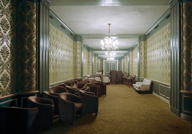 , 'Hallway #1, The Ambassador Hotel, Los Angeles, CA, 2005,' 2015, The Lapis Press
