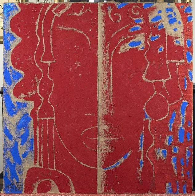 , 'LES SIBYLLES II,' 2014, Galerie Marcilhac