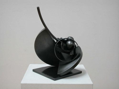 , 'Folded Circle Wedge Arc,' 2008, International Sculpture Center