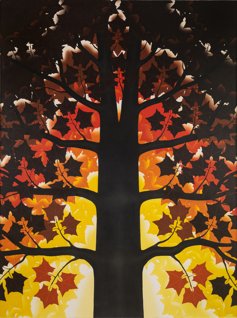 , 'American Sycamore,' 1982, DC Moore Gallery