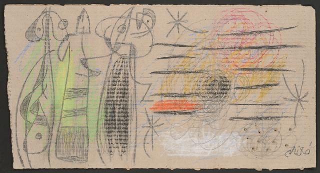 , 'Femmes dans la nuit,' 1977, Opera Gallery