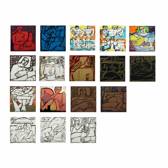 , 'Assorted Small Works on Paper,' , Joanne Artman Gallery