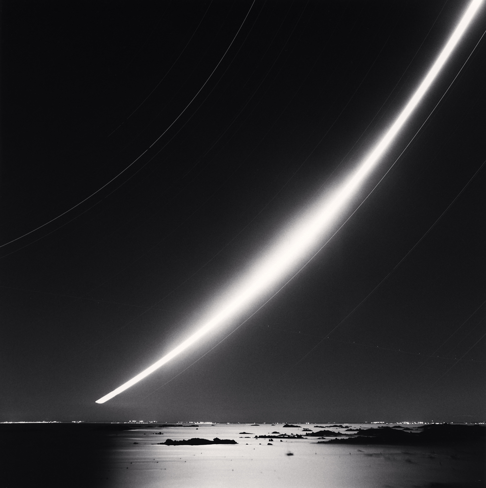 FULL MOONRISE, CHAUSEY ISLANDS, FRANCE, 2007
