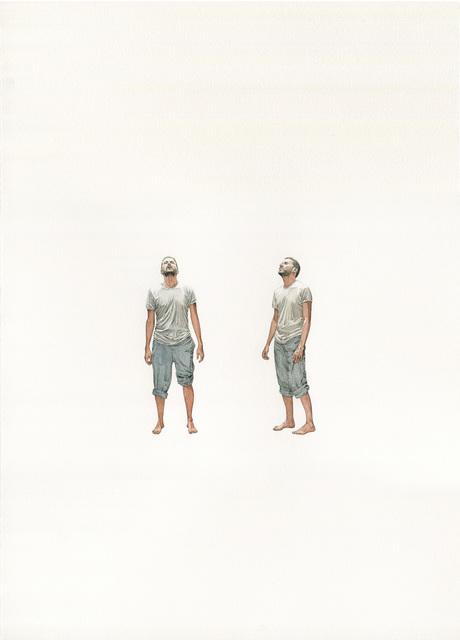 , 'Étude sculpture radeau,' 2017, Michel Soskine Inc.