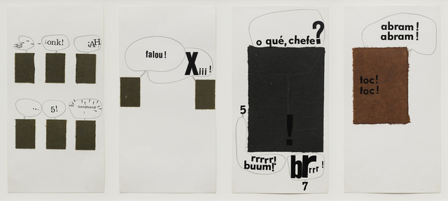 , 'Untitled, from the series Toquinhos (Little things),' 1977, Bergamin & Gomide