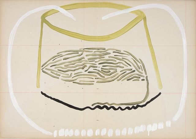 , 'Found Paper #4,' 2015, Kathryn Markel Fine Arts