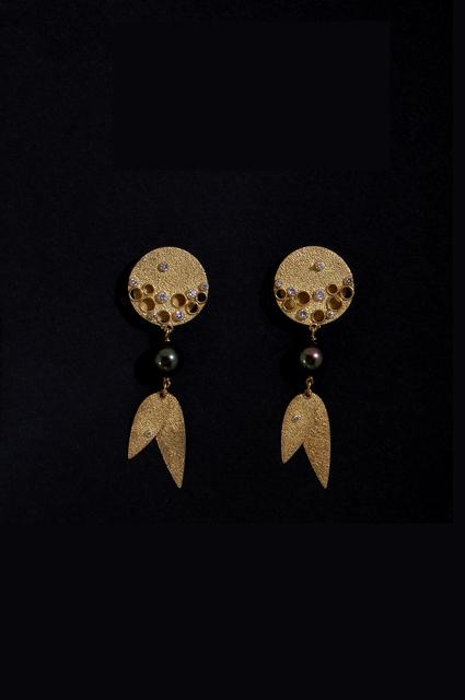 , 'Earrings #990,' 2000, Mobilia Gallery