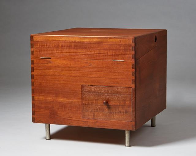 , 'Bar cabinet model 8034,' 1956, Modernity
