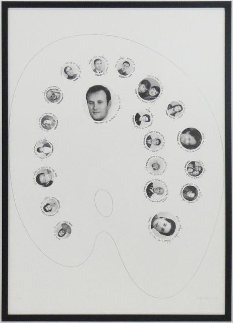 Luigi Ontani, 'Untitled', 1971-1972, La Maison de la Petite Sara