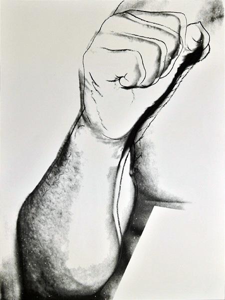 , 'Muhammad Ali: The Fist,' 1978, Hamilton-Selway Fine Art